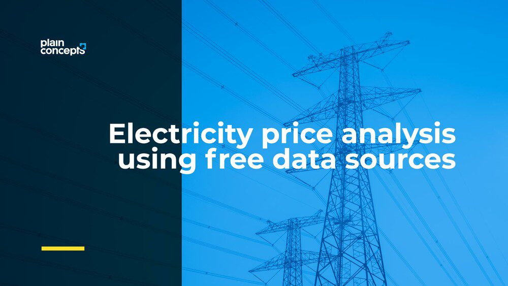 free data electricity data