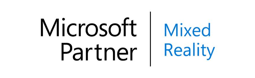 microsoft partner mixed reality logo