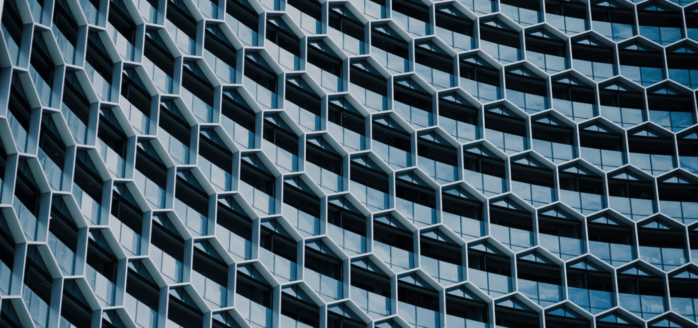 hexagonal singapur office