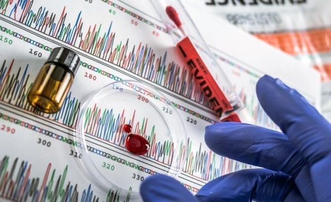 sangre analisis test