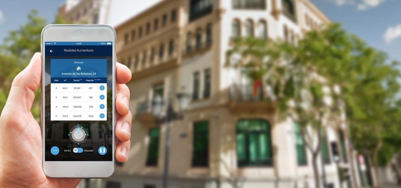 app movil realidad aumentada