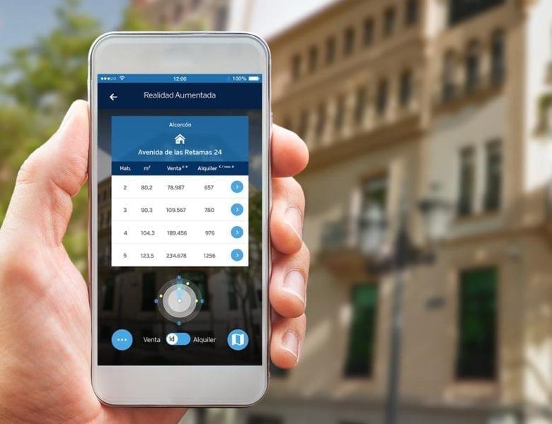 app iphone realidad aumentada