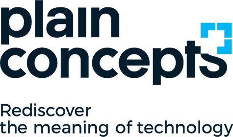 Logo PlainConcepts claim