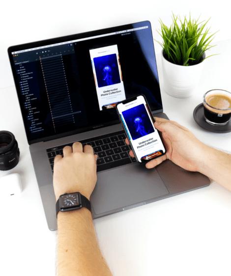 ordenador y mobil