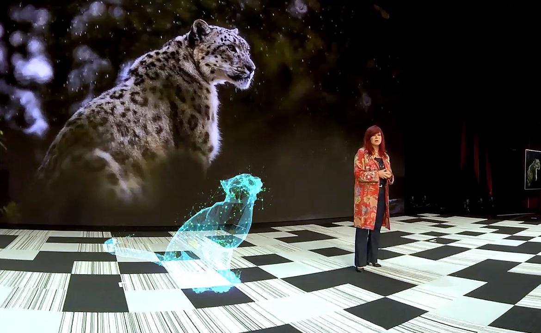 Hologram Stage