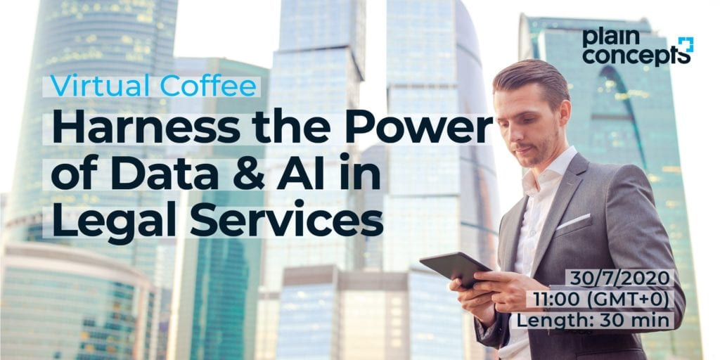 Data AI Legal Services Webinar