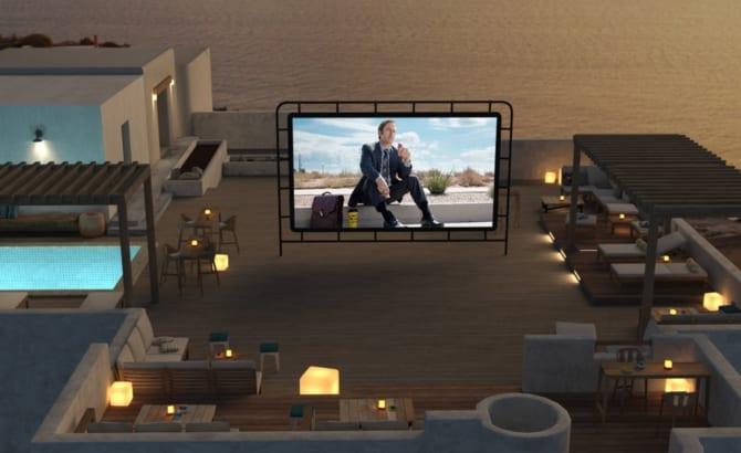 escenario realidad virtual