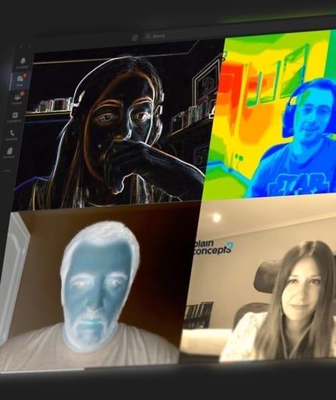 Magic Cam Informal Videocall