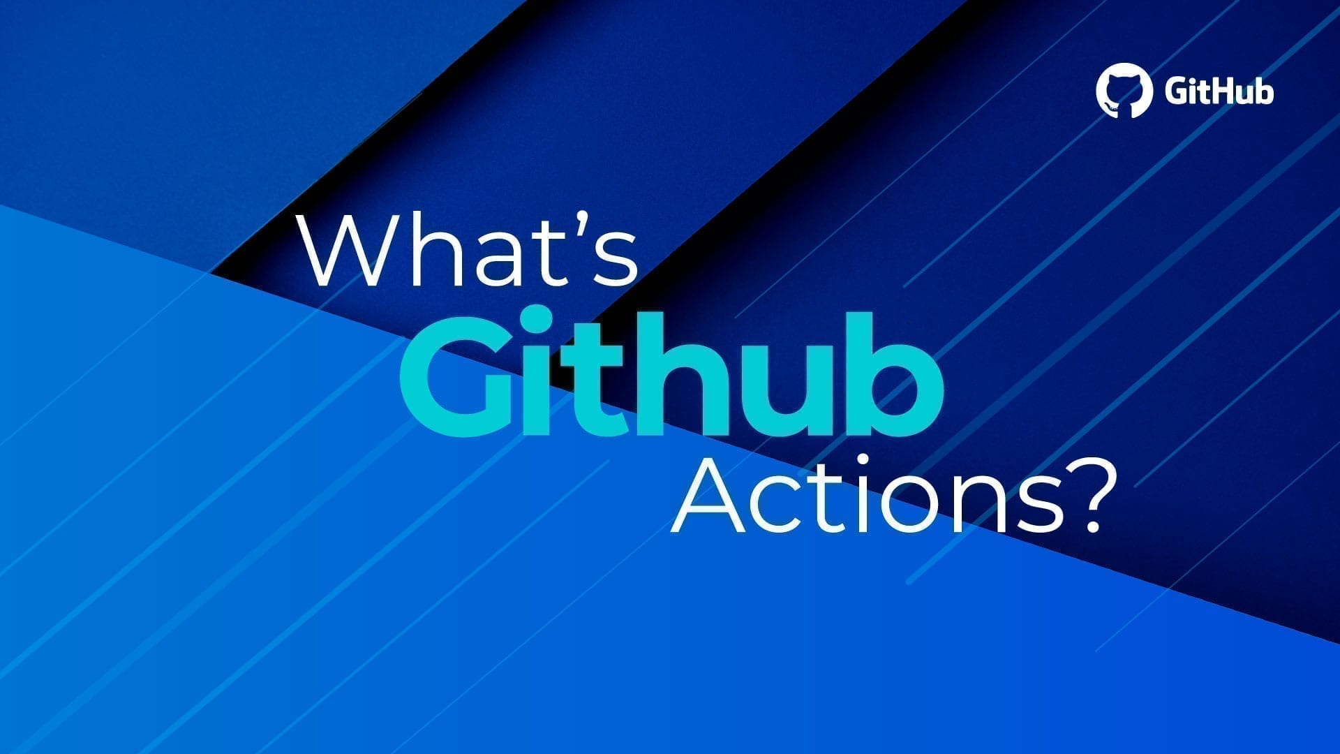 What´s Github actions?