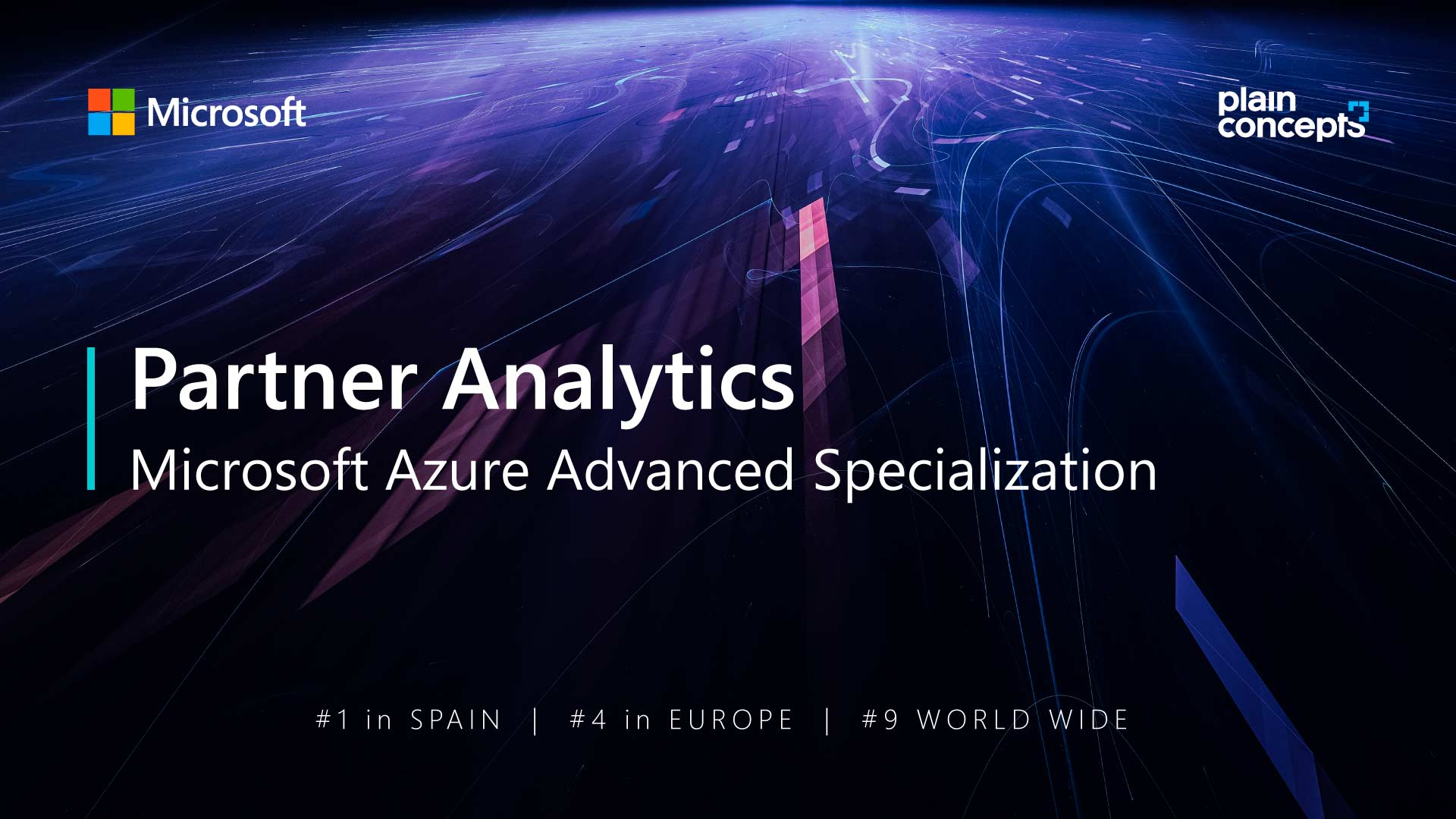 Microsoft Partner Analytics Azure Advanced Specialization