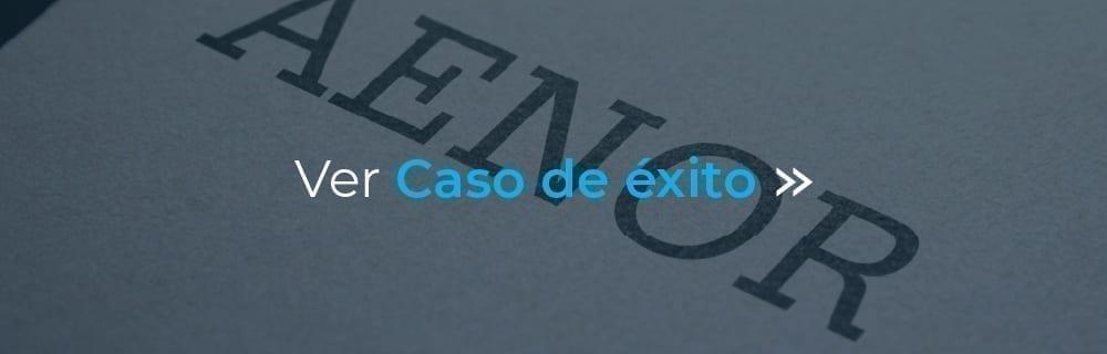 case study Aenor