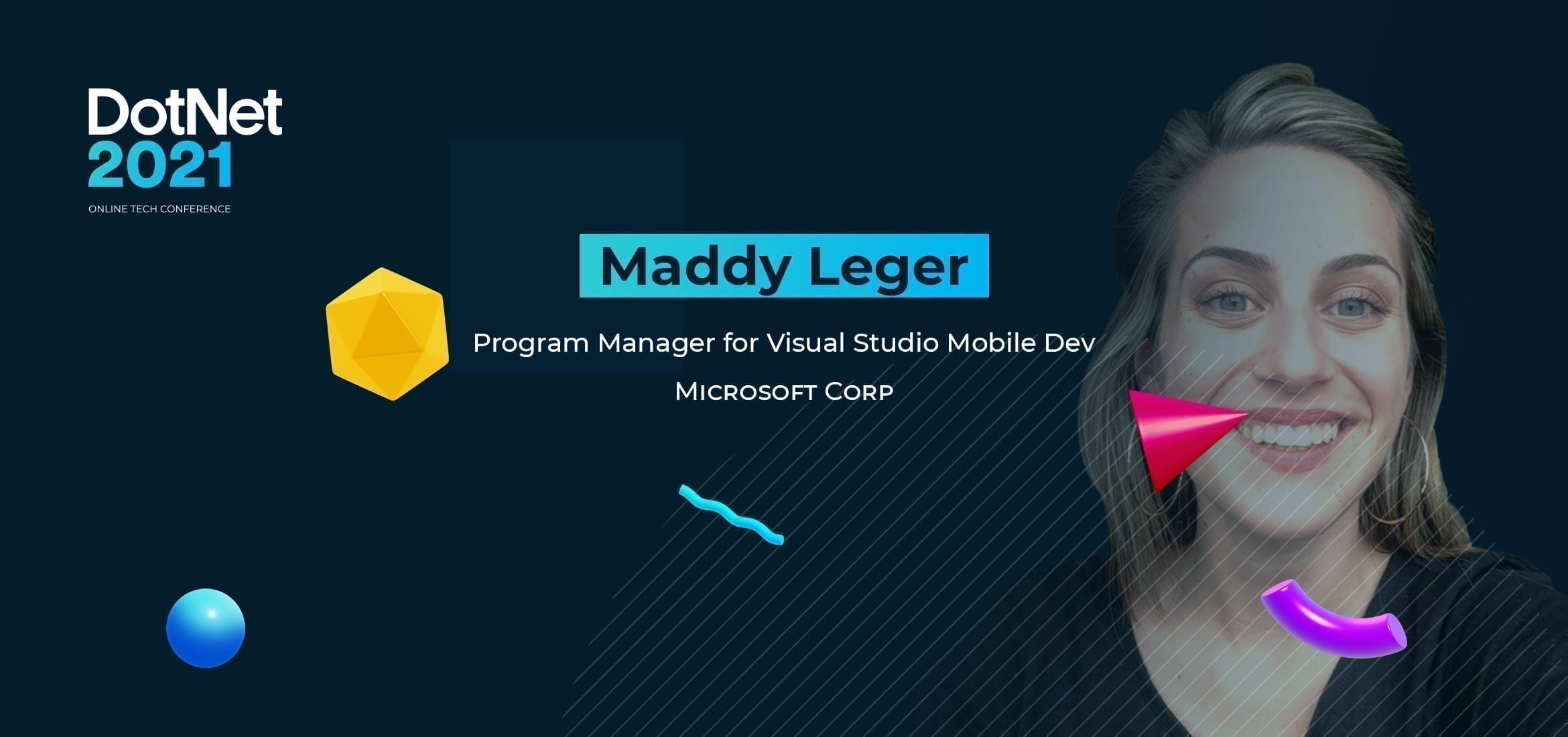 Maddy Leger