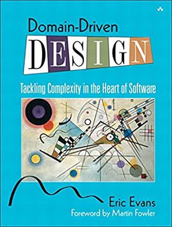 Domain driven design book