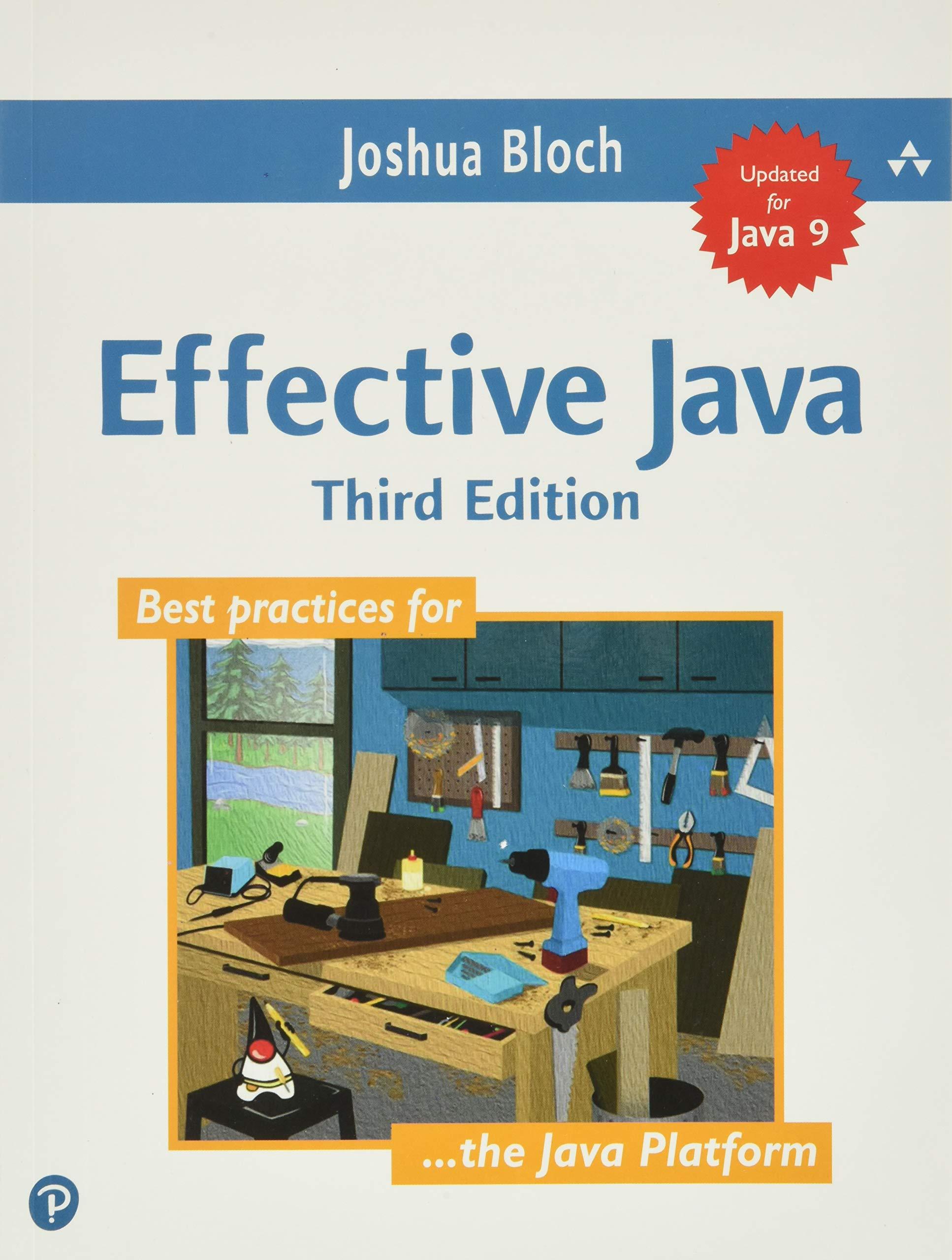 Effective Java book