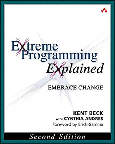 Extreme Programming Explained book