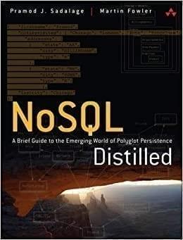 NoSQL Distilled book