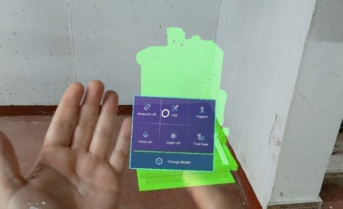 Willbo hololens holografico