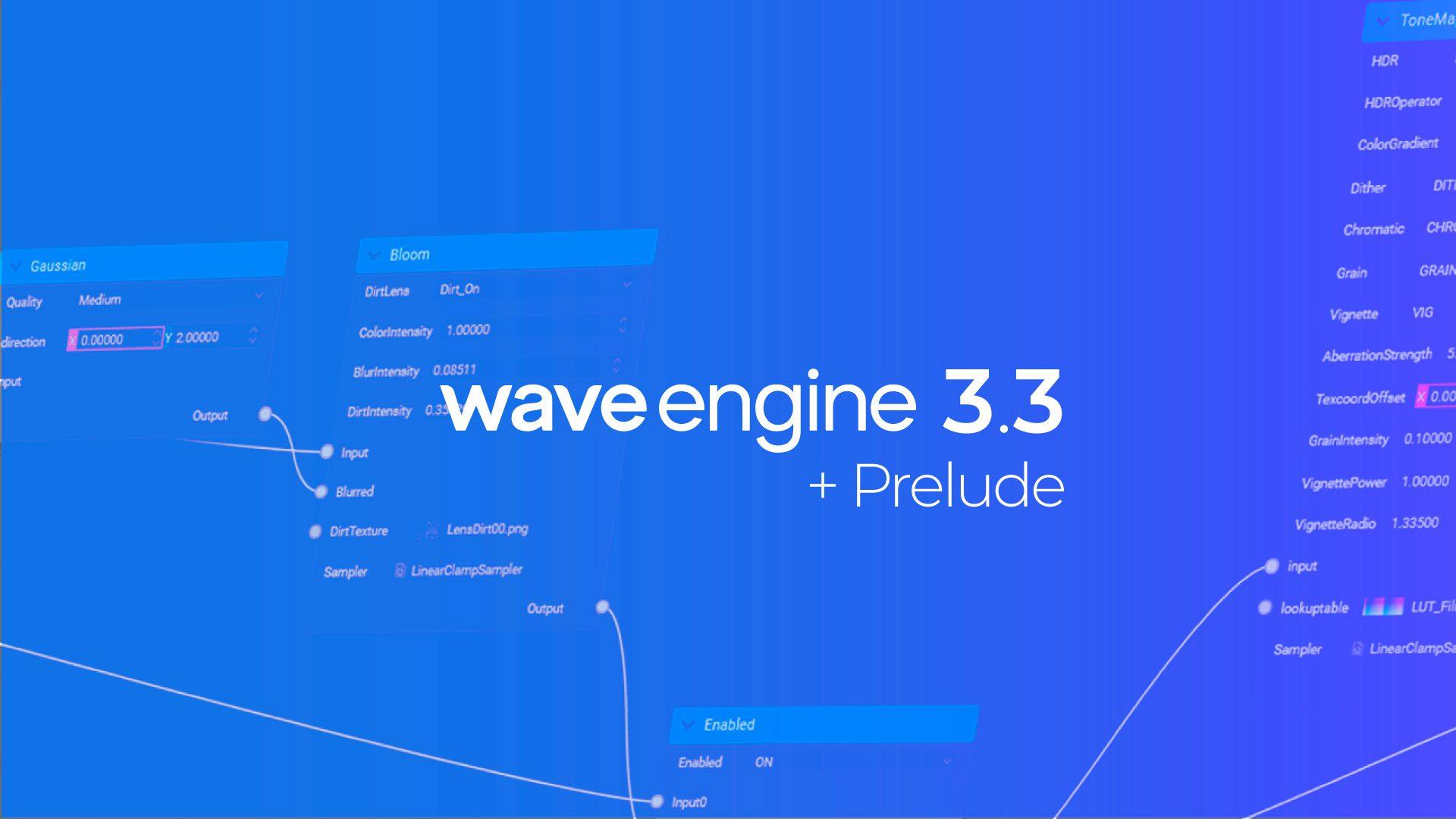 Wave Engine Prelude