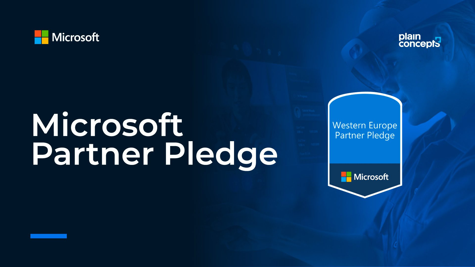 Microsoft Partner Pledge